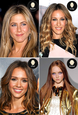Best Center-Parted Hairstyles For Your Face Shape